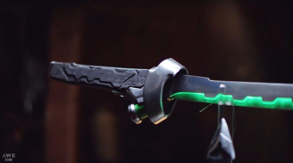 Genji's Dragonblade