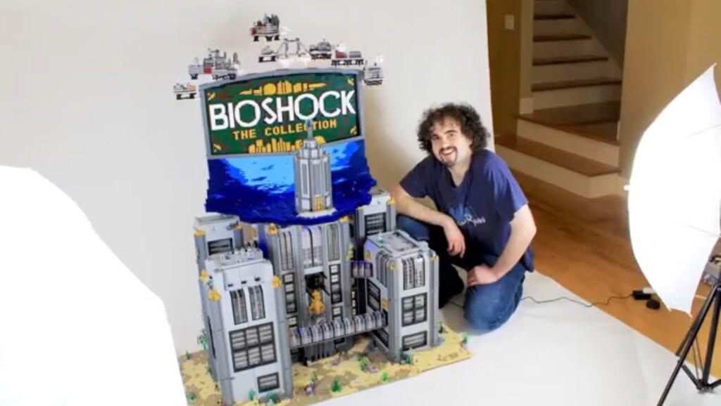 Lego Bioshock's Rapture