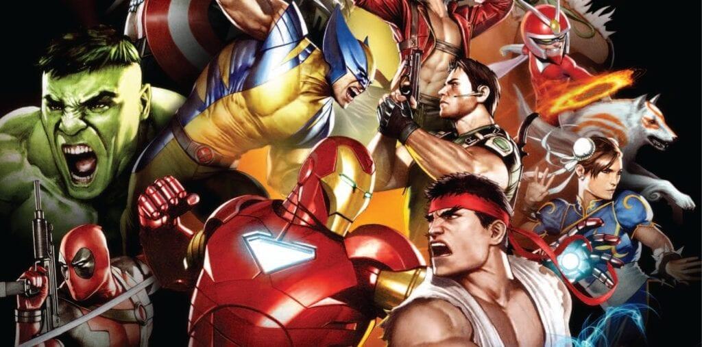 Marvel Vs Capcom 4 2017