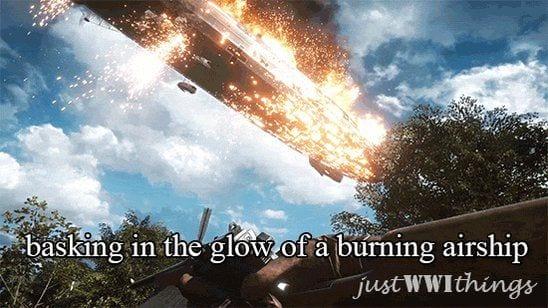 battlefield 1 #justWWIthings