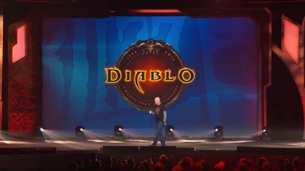 Diablo at Blizzcon