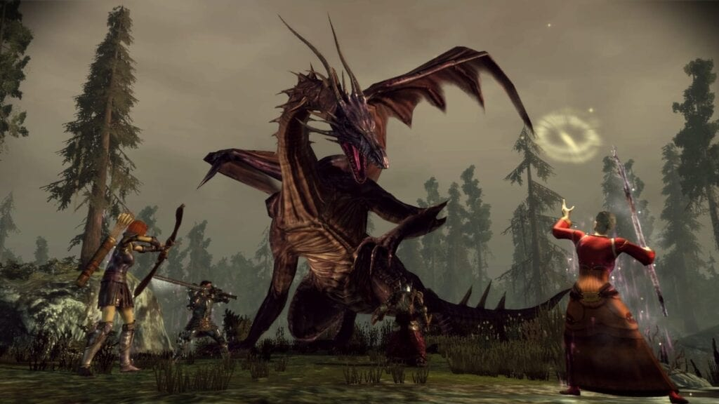 Dragon Age Origins Archdemon