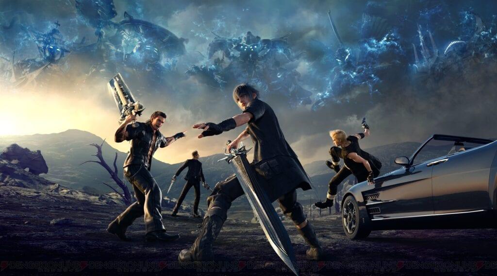 Final Fantasy XV November 2016