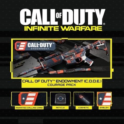 Infinite Warfare DLC