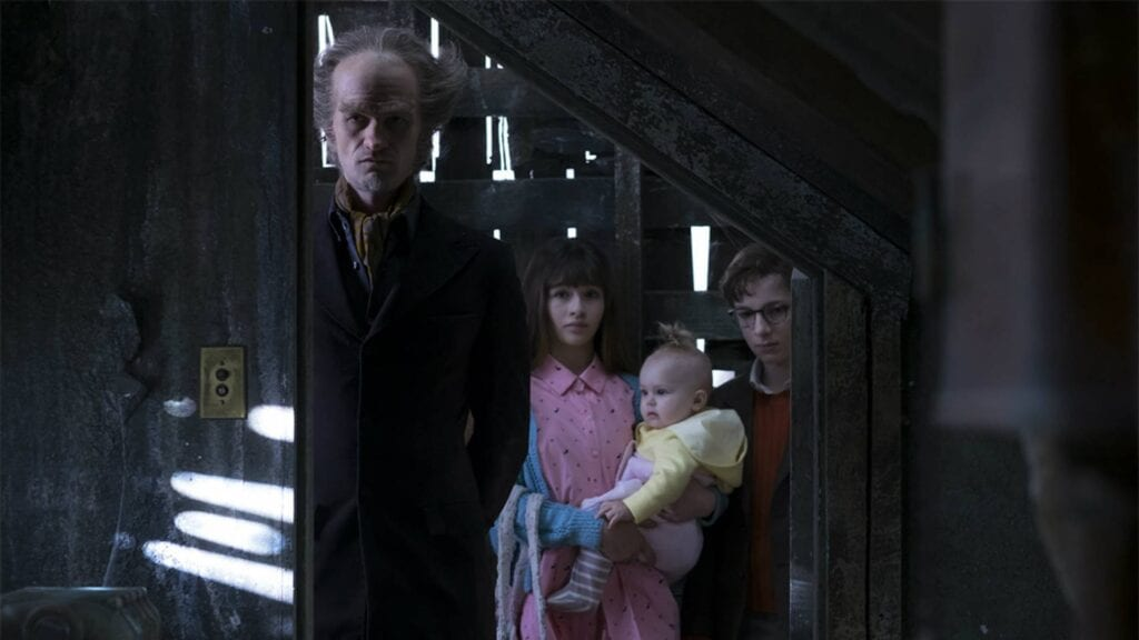 A Series of Unfortunate Events January 2017