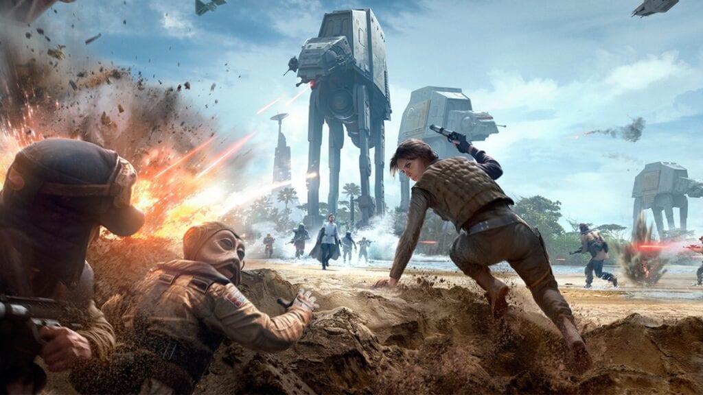 Star Wars: Battlefront Scarif DLC