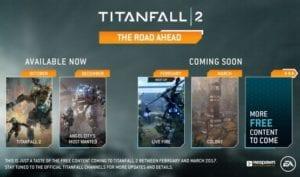 Titanfall 2 Road Map