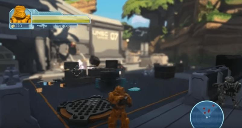 Halo Megablocks