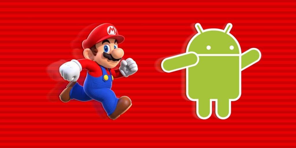 Mario Run mobile