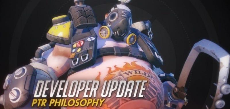 Overwatch Developer Update Video