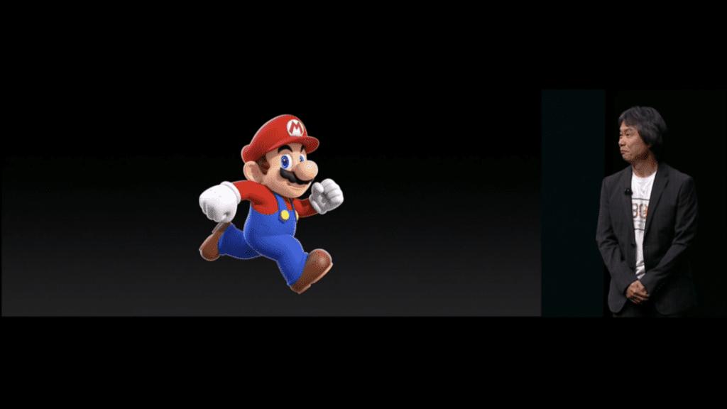 Super Mario Run References