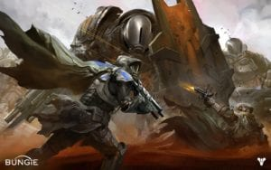 Destiny 2 Destiny II