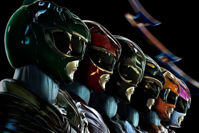 Power Rangers Reboot