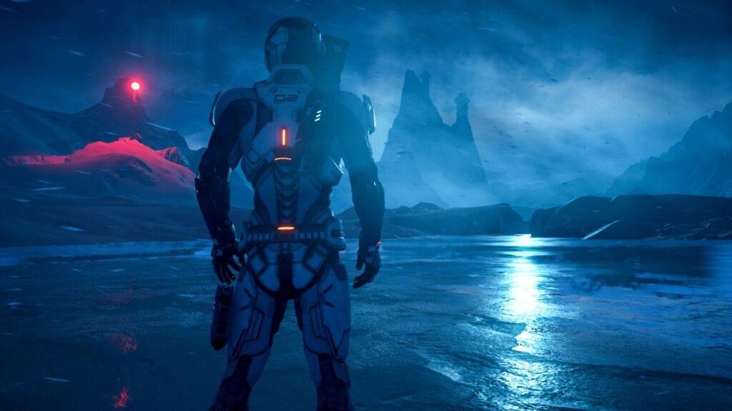 Mass Effect: Andromeda Comparison Video