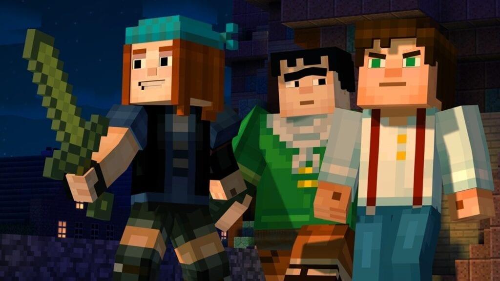 Minecraft Story Mode Nintendo