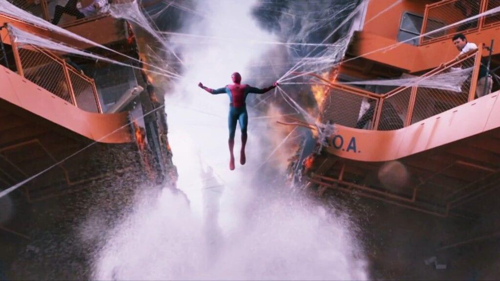 Avengers 4 Spider-man