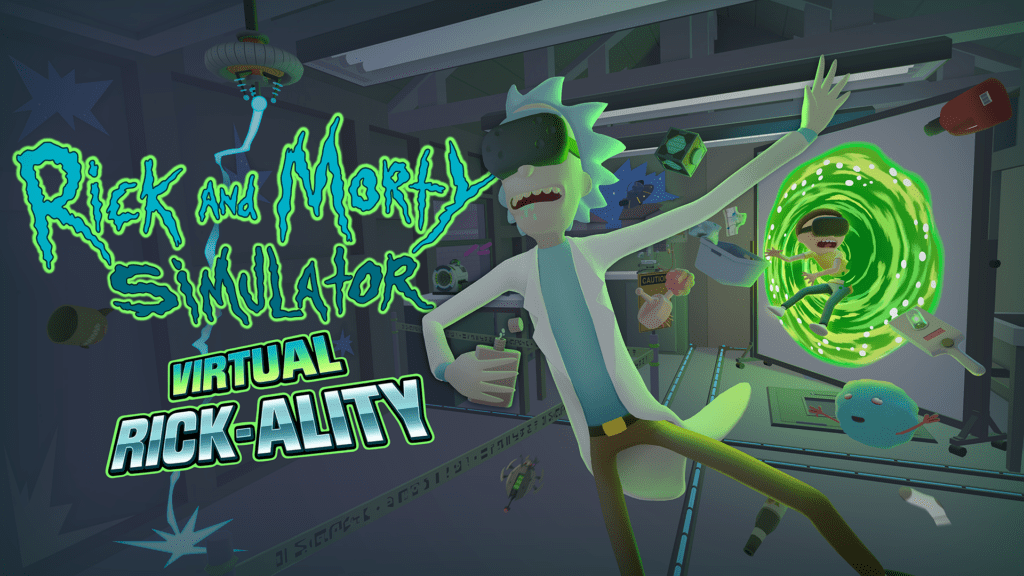 Morty VR Game