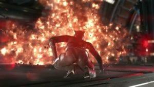 catwoman matrix move injustice 2