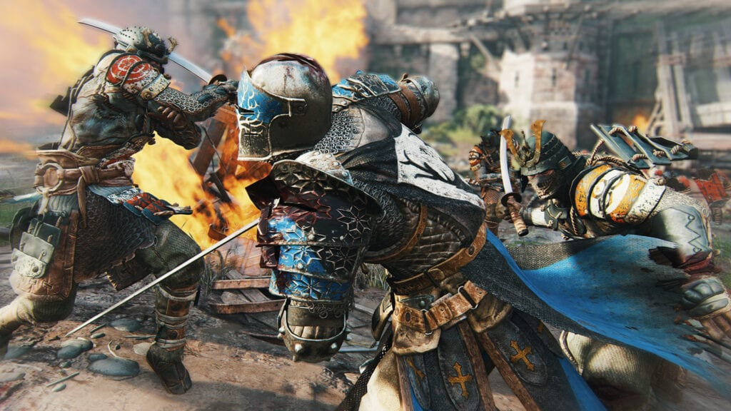 For Honor patch