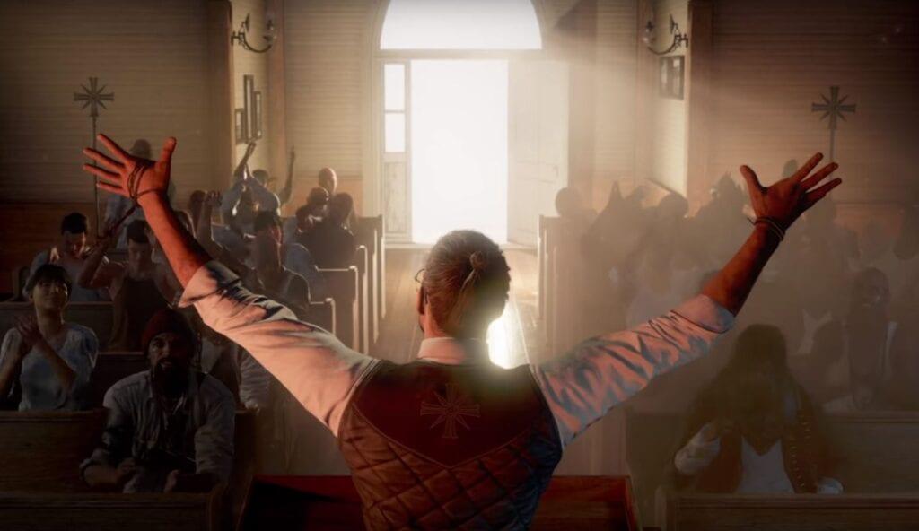 Far Cry 5 Announce Trailer