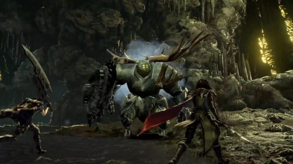 code vein trailer screenshot