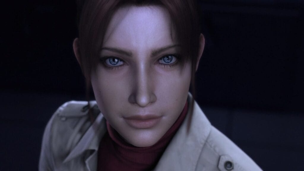 Claire Redfield's Voice Actor