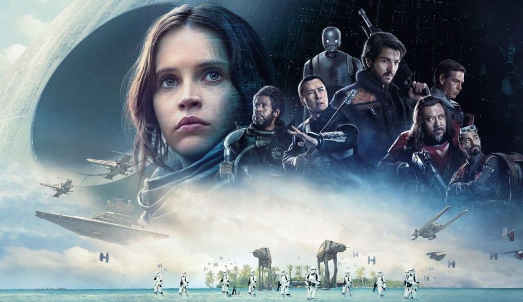 Rogue One - Netflix July 2017