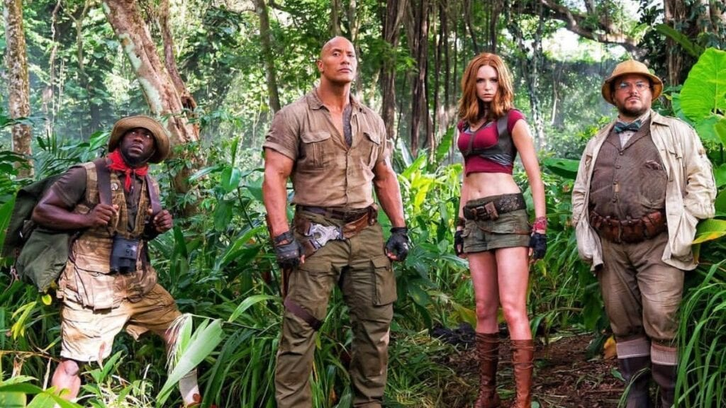 New Jumanji Movie Connects to the Original