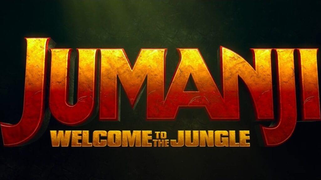 Jumanji trailer