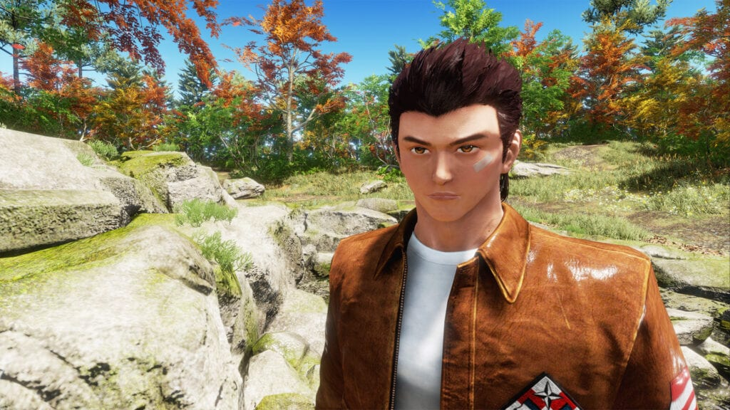 Shenmue 3 movie clips