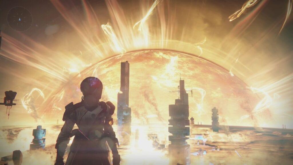 First Destiny 2 DLC