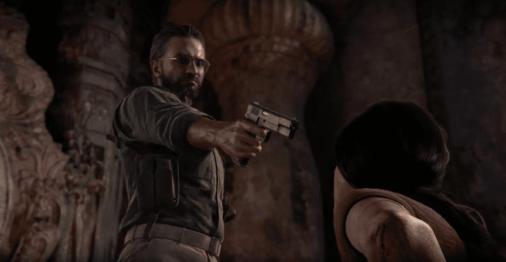 Uncharted 4 update