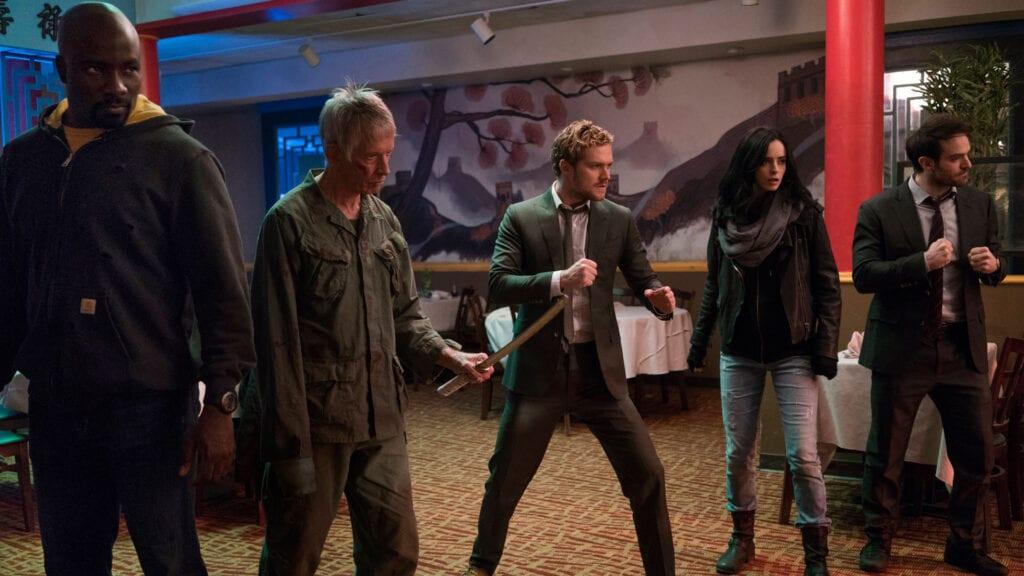 Marvel's Final Defenders Trailer