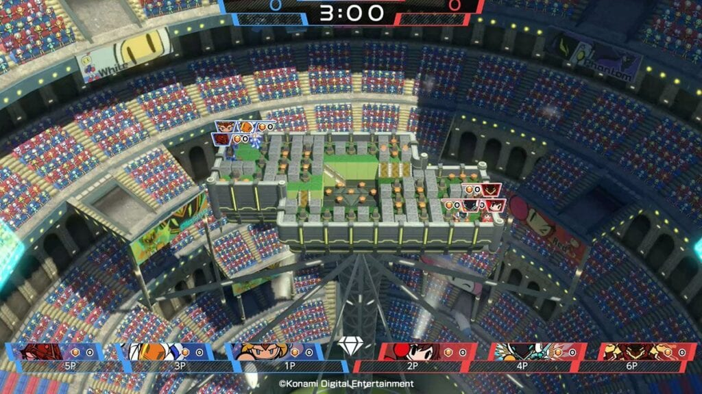 Super Bomberman R Update
