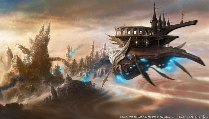 Final Fantasy 14: The Legend Returns