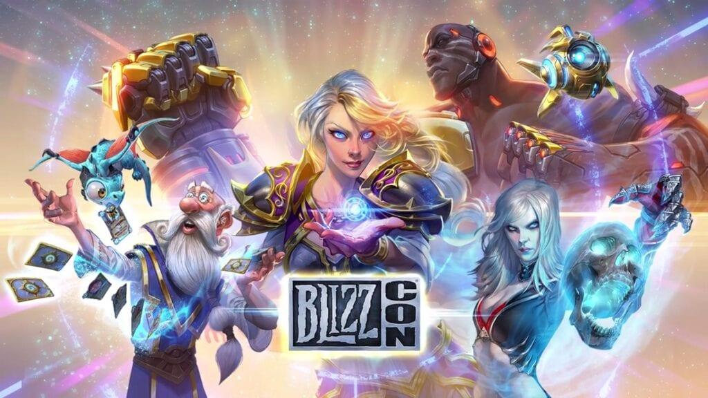 Blizzcon 2017 Announcements
