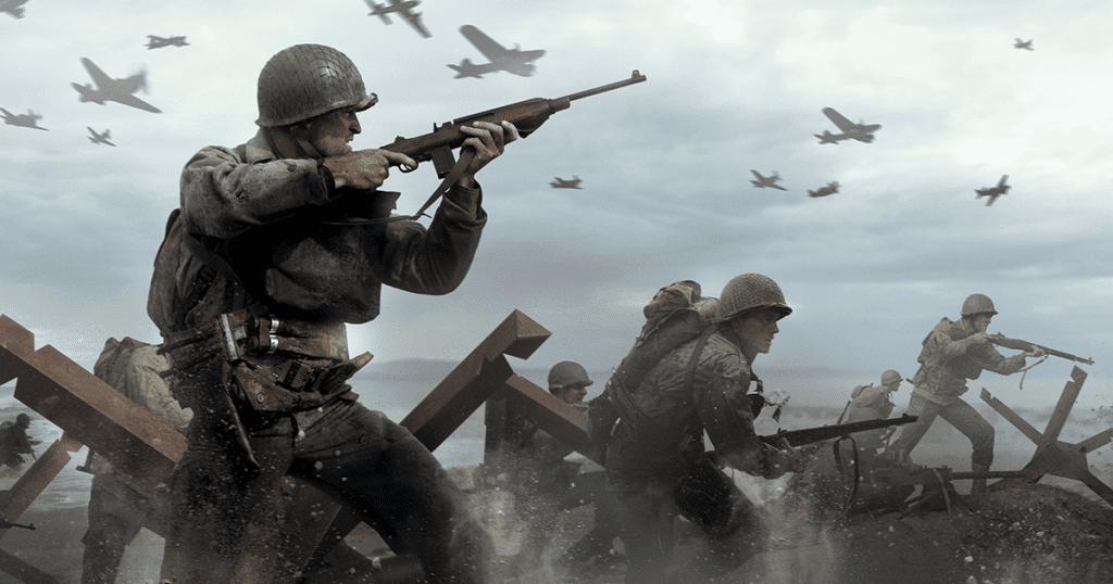 Sledgehammer's Call of Duty