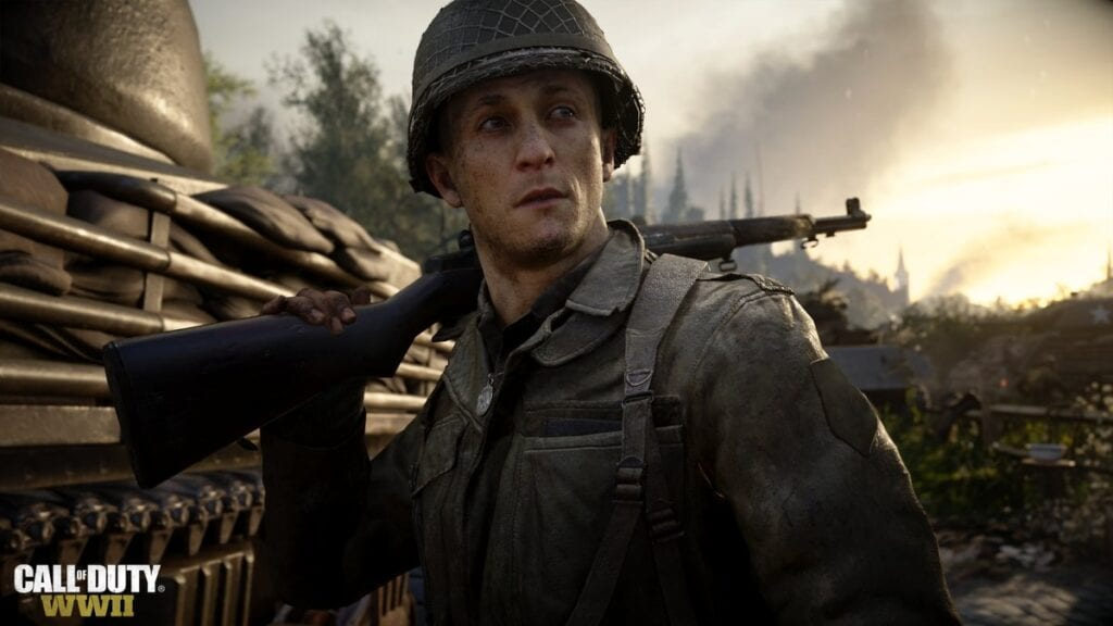 Call of Duty: WWII Thanksgiving Double XP