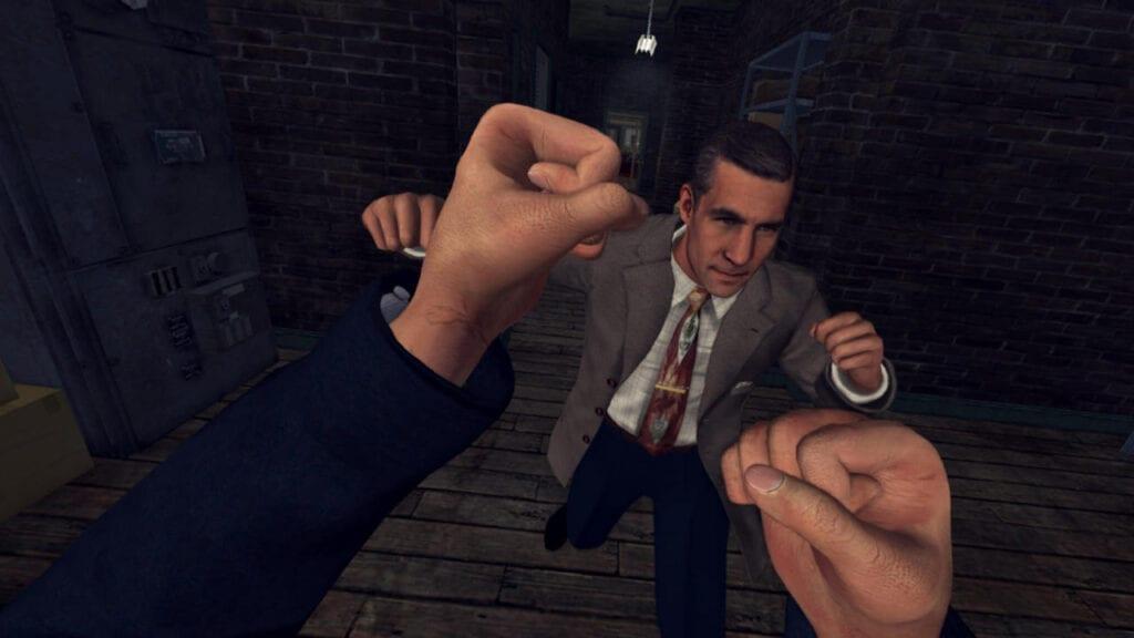 L.A. Noire VR
