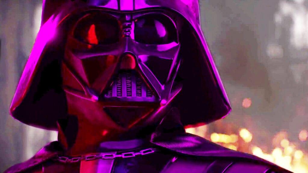 Battlefront 2 Microtransactions - Pink Vader