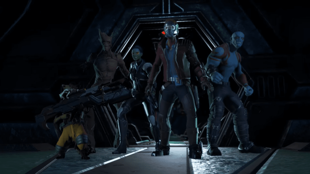 Telltale's Guardians of the Galaxy Episode 5