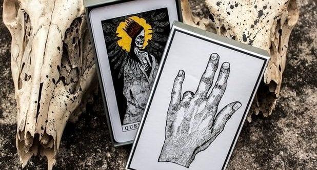 Dark Souls Tarot Card