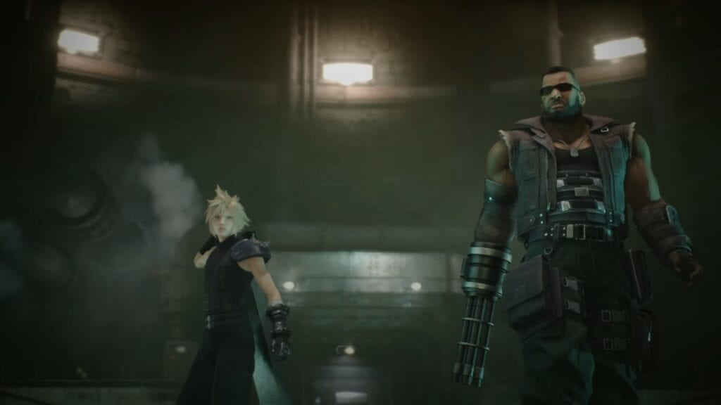 Final Fantasy VII Remake Producer Interview
