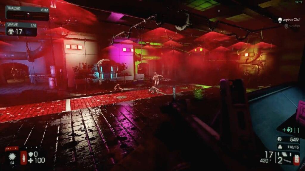 killing floor 2 map