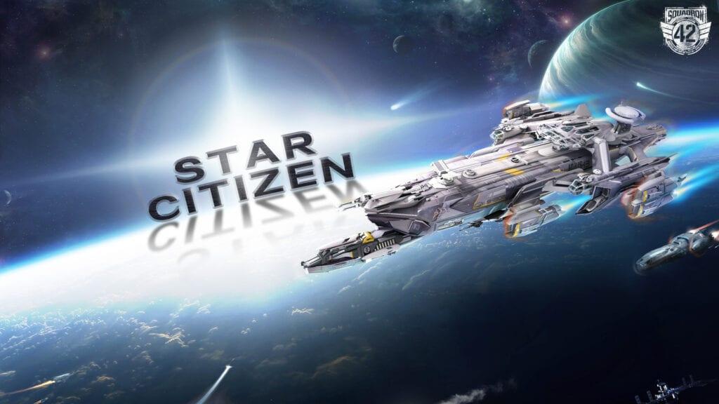 Star Citizen Alpha