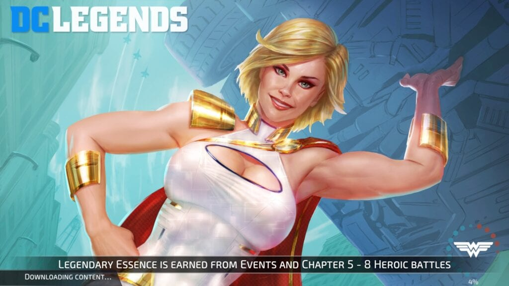 DC Legends Characters Revealed Alongside New Year's Events