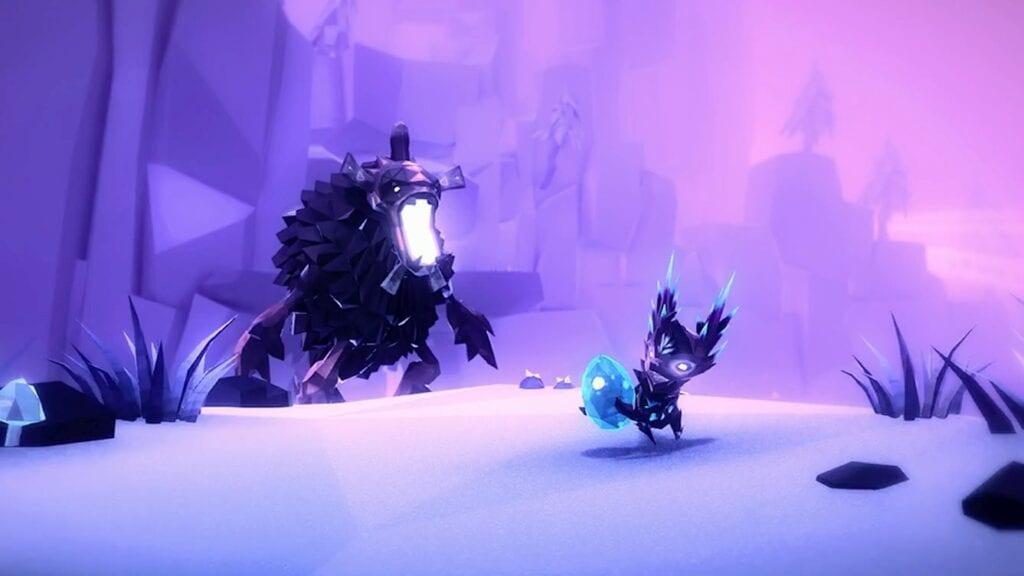 Game Fe Debuts Otherworldly Gameplay