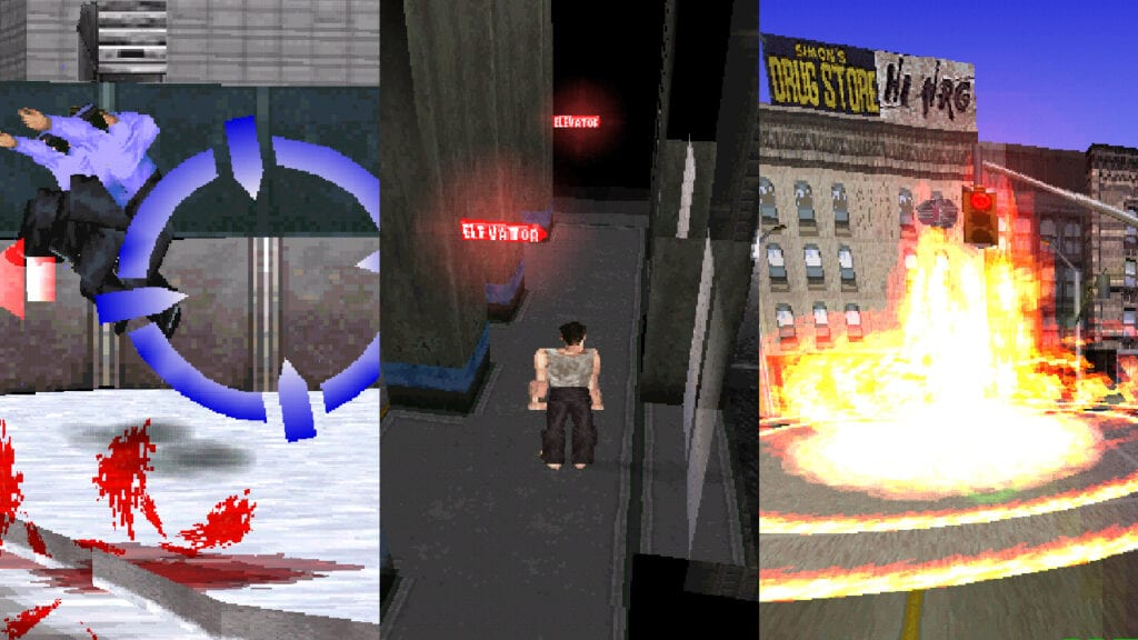 Die Hard Trilogy – Three Action Games With A Vengeance