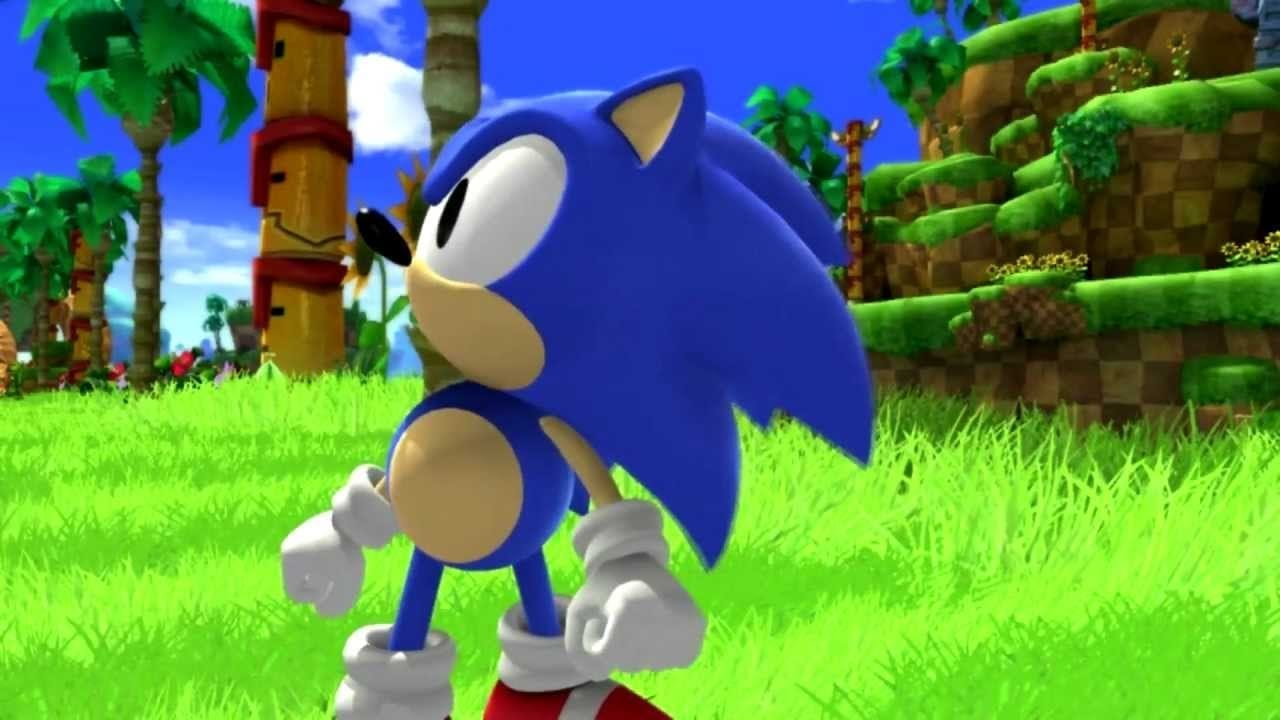 Sonic Generations camera mod