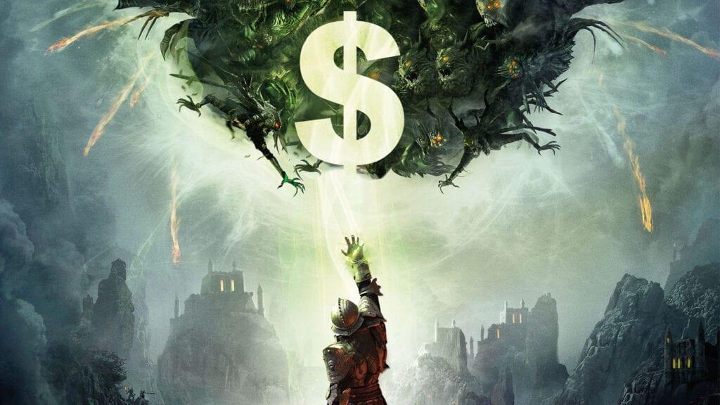 Dragon Age Microtransactions